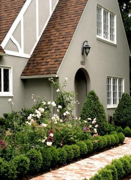 Cores da casa Exterior Taupe Grey 48+ Ideas   – House Love