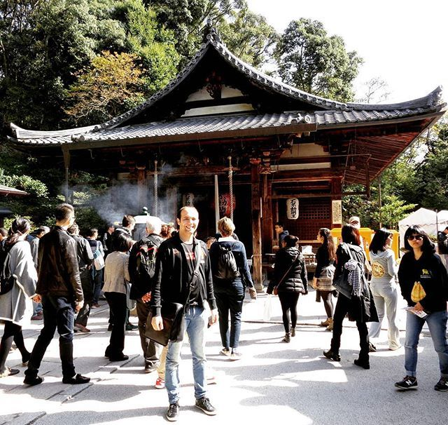 In beautiful Kyoto (2016). #japan #nihon #japão #kyoto #temples #places #aroundtheworld #worldtraveler #wanderlust #exploretheworld #instatravel #travelgram #sightseeing #architecture #culture #日本 #京都 #お寺 #旅行 #文化 #мир #япония #киото #международная #воспоминания #культура #путешествия #путешественник #путешествие #фото #travel #tourism #travelgram #meetingprofs #eventprofs #meeting #planner #events #eventplanner #popular #trending #micefx [Visit www.micefx.com for more...]