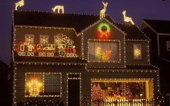 Outdoor Christmas Light Decorating Ideas Christmas Light Decorating Ideas Contemporary   Ideas And Decor
