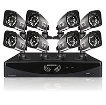 Night Owl 16 Channel 960H HDMI Security System with 1TB HDD & 8 Indoor/Outdoor 700TVL Bullet Cameras with 75' Night