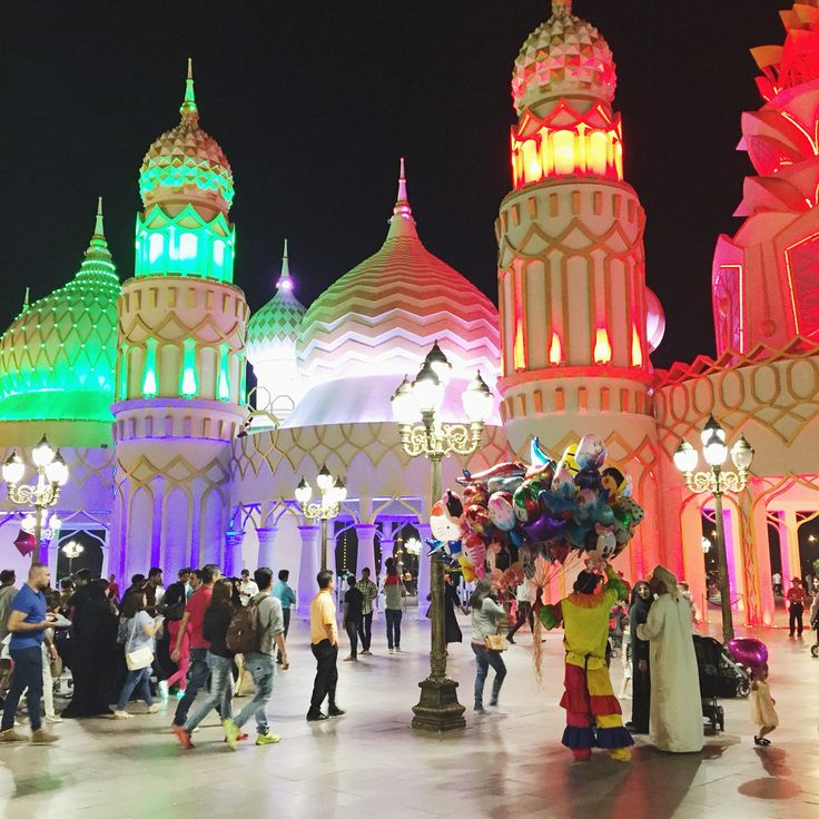 Global Village, Dubai