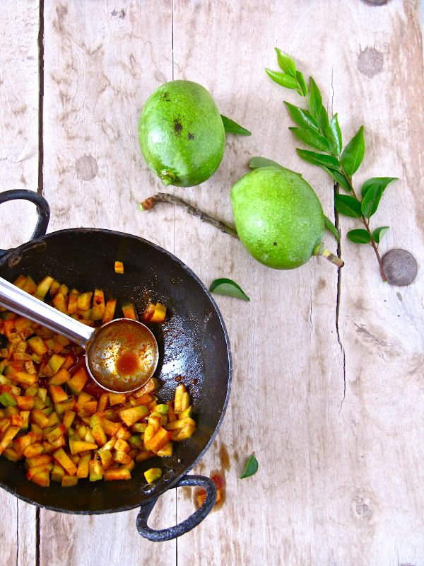 how to make indian onion pickle