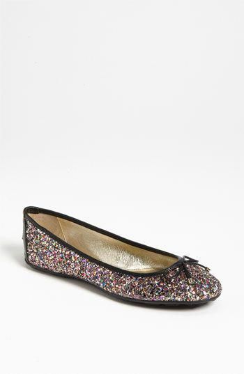 e79204be72c For work. Jimmy Choo  Walsh  Glitter Flat available at  Nordstrom ...