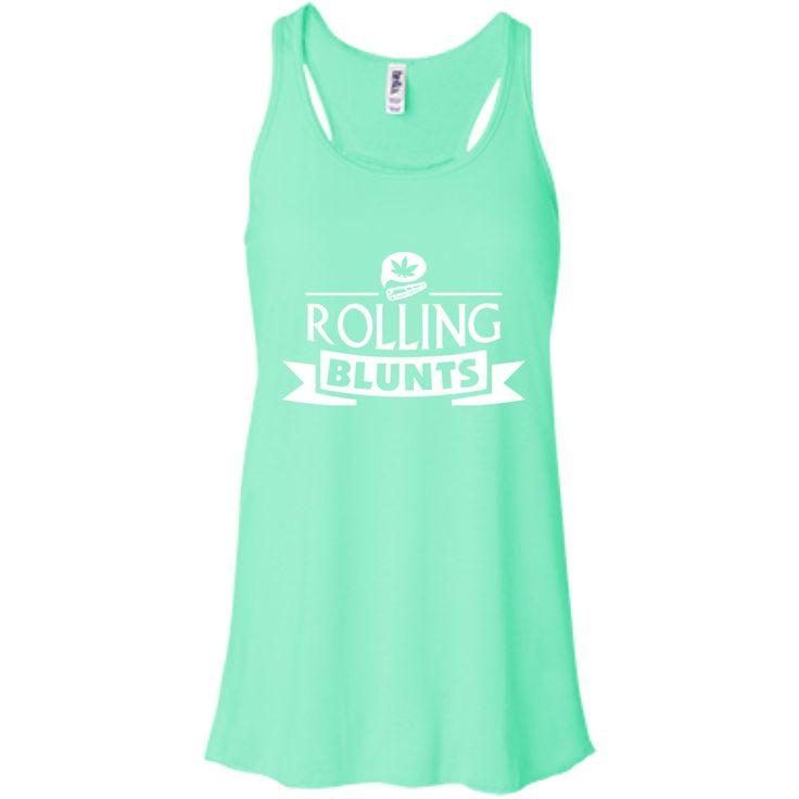 Rolling Blunts Flow Tank