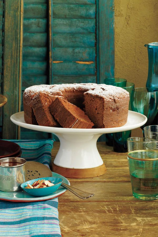 Best Chocolate Cake Recipes: Mexican Chocolate Pound Cake