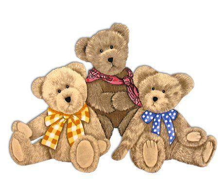 love these bears