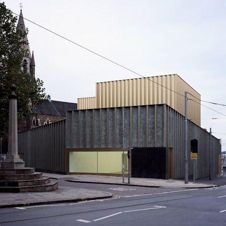 Nottingham Contemporary by Caruso St John Architects - Dezeen