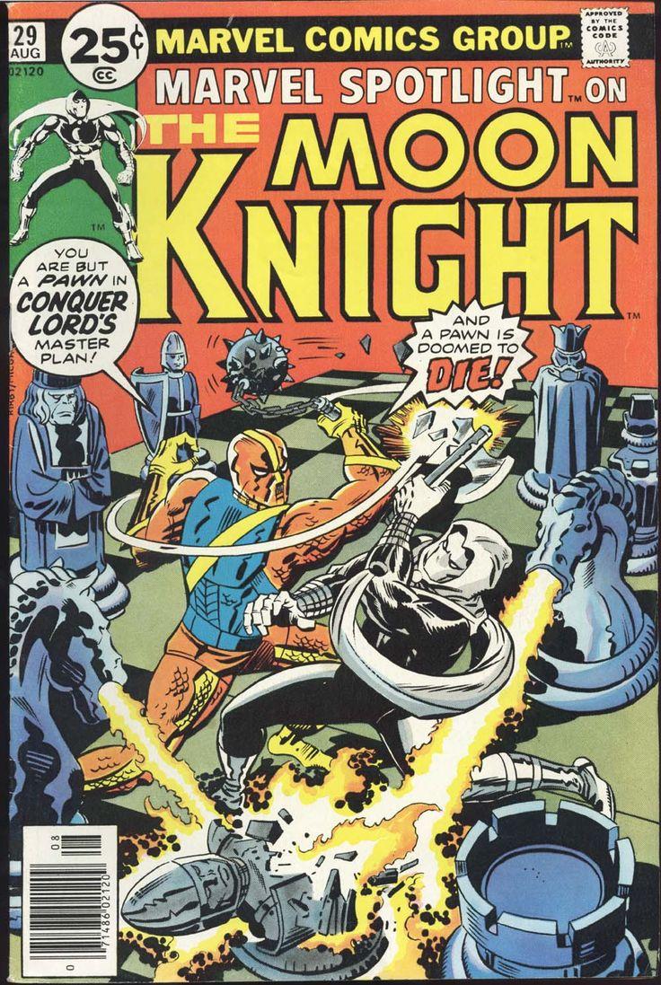 Marvel Spotlight (1971) Issue #29 - Read Marvel Spotlight (1971) Issue #29 comic online in high quality