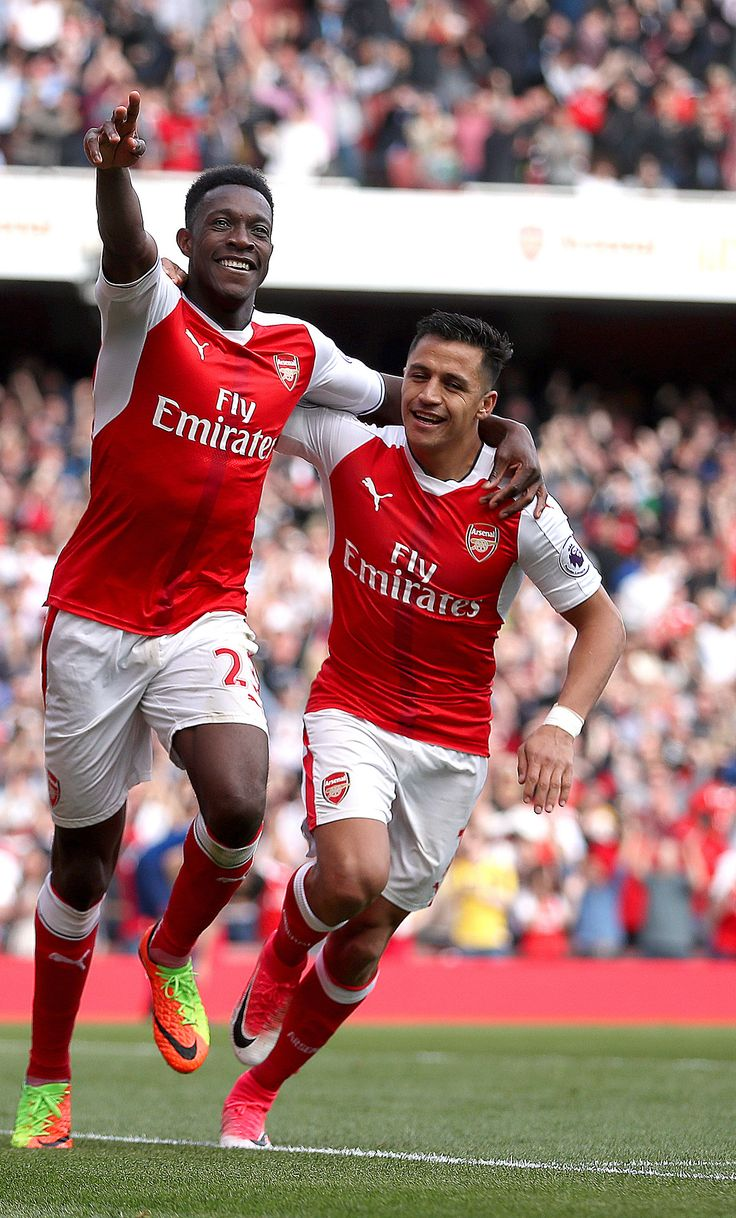Welbeck and Alexis.
