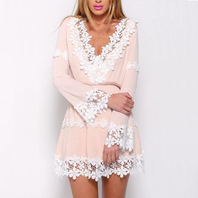 Romantic Style Dress