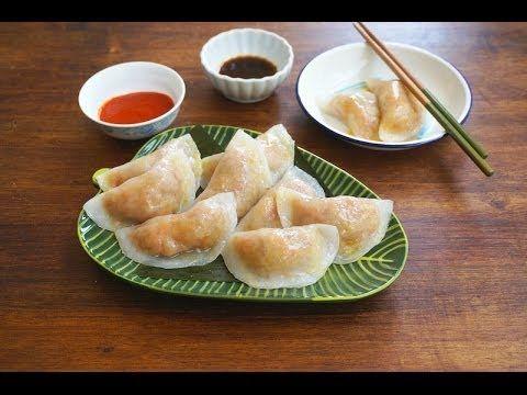 Chai Kuih/Vegetable Dumplings - YouTube