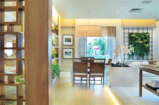 projeto comercial, sala comercial, espaço zen, treliça de madeira, detalhe, decoração, arquitetura, quitetefaria, escritório, massagem, estética, relaxamento