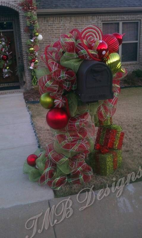 17 Best Images About Mailbox Decos On Pinterest Outdoor