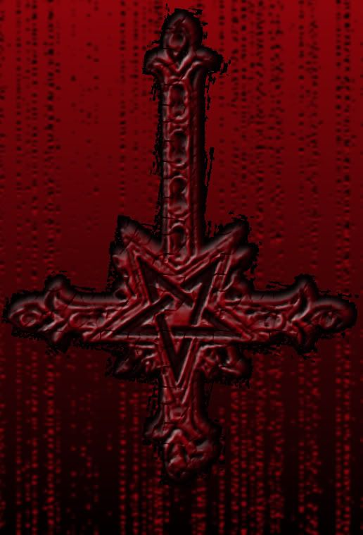 17 Best Images About Upside Down Cross On Pinterest