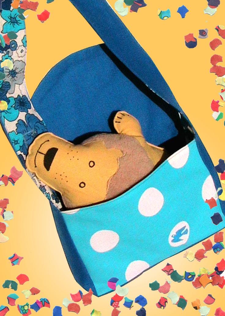 little bag for little people  http://fiaba.de/kindergartentasche-turteltaube/
