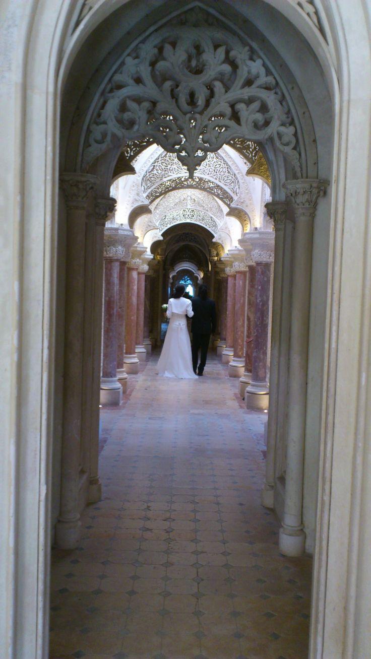 Palácio Monserrate Casamento