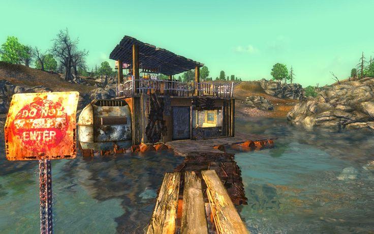 Дом над озером