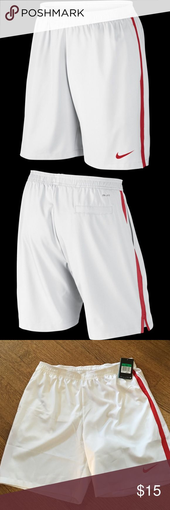 NWT Nike Men's Shorts 💪🏽 NWT Nike Men's Shorts 💪🏽 Brand new, never worn men's XL Tennis shorts. Light weight and very comfortable. Perfect for lounging or exercising Nike Shorts Athletic