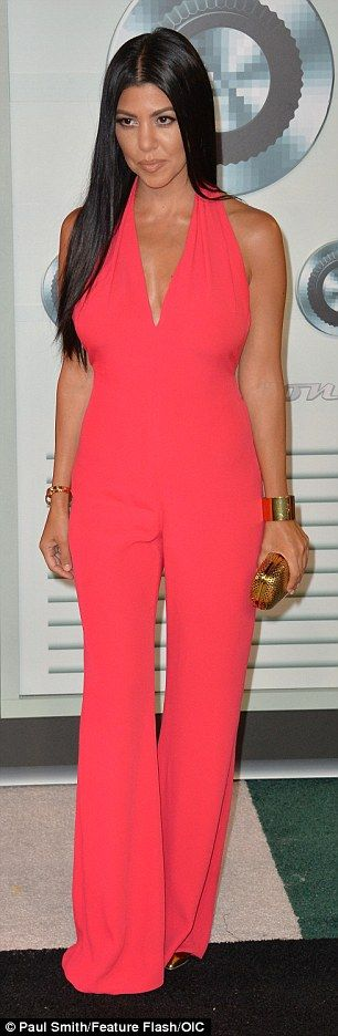 Red hot! It's believed Kourtney is now a single lady following reports that she has spit f...