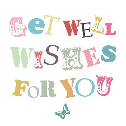 Get well soon greeting cards and Get well ecards