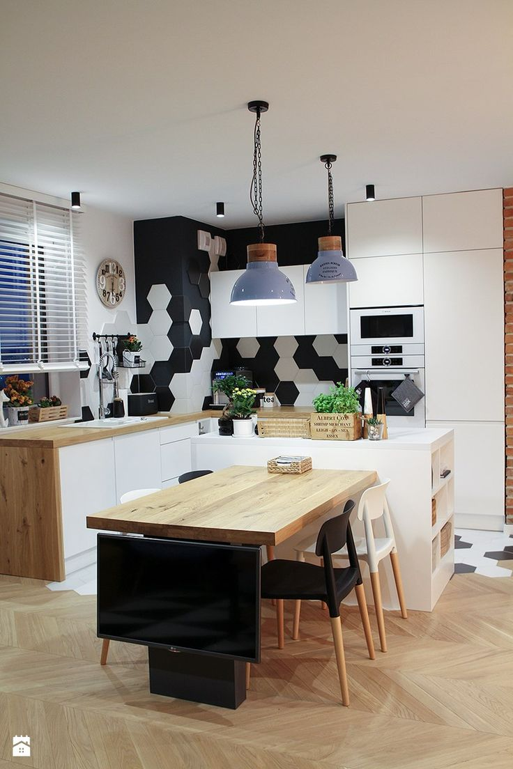 Moje Pierwsze M - 53.5 m2 - Sląsk - Kuchnia, styl eklektyczny - zdjęcie od Grzegorz - Mały Inwestor
