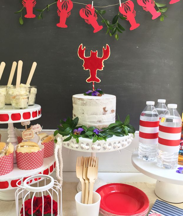 Best 25+ Lobster Party Ideas On Pinterest