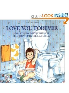 Just like Miss Susan, Fogelsville's Miss Vicki recommends Love You Forever because it shows how much a mother loves her child and when she is old, the child takes care of her. 0000920668373: Amazon.com: Books
