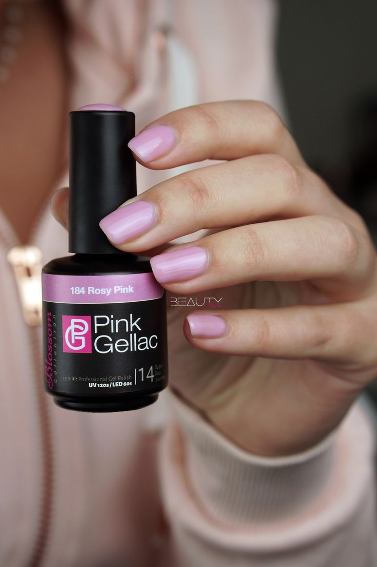 Rosy Pink