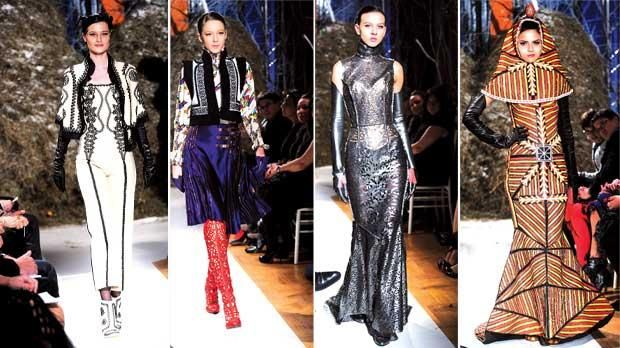 French designer Guilet puts ethnic Romania on catwalk - timesofmalta.com