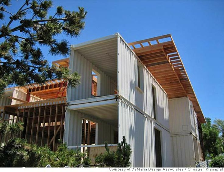 Innovative architects turn used shipping containers into homes - Turning shipping containers into homes ...