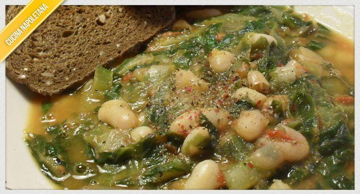 Adatta soprattutto al periodo invernale, la zuppa di fagioli e scarole è una pietanza calda e nutriente. Vi proponiamo la ricetta per prepararla in casa.