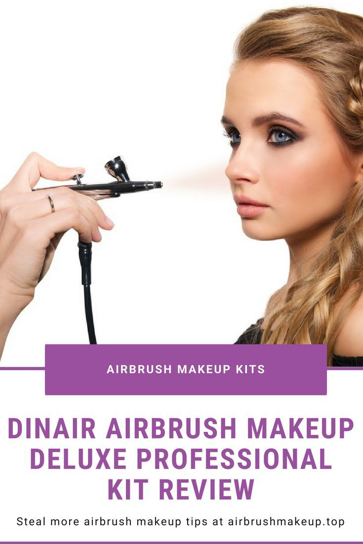 Many users are singing the praises of the Dinair Airbrush Makeup Kit. The compressor packs quite a lot of power but is whisper-quiet and at its lowest ...