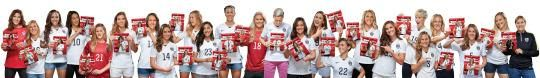 Every Single Member of the US Women's NationalSoccer Team Gets Her Own Solo'Sports Illustrated' Cover