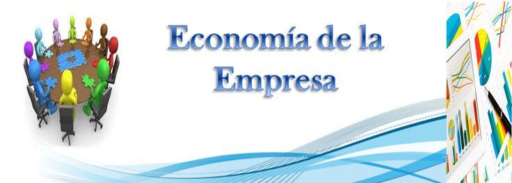 Economía de la Empres