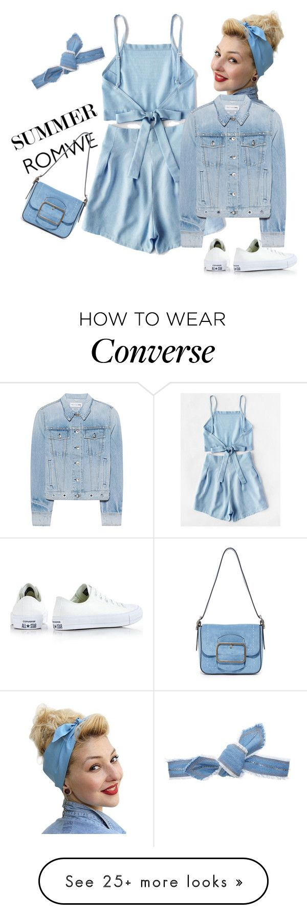 """""""Untitled #2900"""" by ilona-828 on Polyvore featuring Colette Malouf, Tory Burch, Converse and rag & bone"""