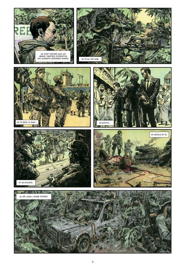 Muddy Colors: Kim Jung Gi - Spy Games