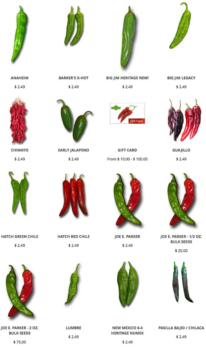 1000 Images About Hatch Chili Seeds On Pinterest 400 x 300