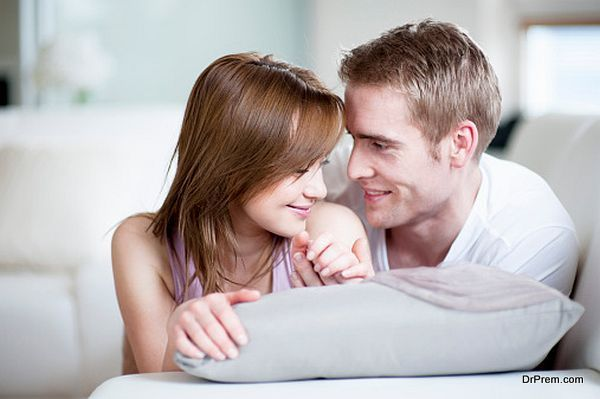 Boost up the intimacy - A smile can give a beautiful turn to your love and relationships - Live Life Guide by Dr Prem