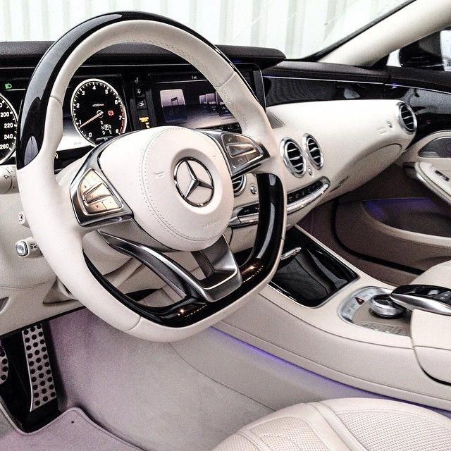 Mercedes Benz S 63 Amg Coupe Interior6paneldoorslowes With