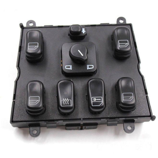 New Electric Power Window Master Control Switch For 1998-2003 MercedesBenz ML320