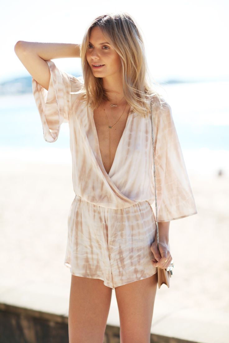 wild and free romper x tuula vintage #bluelife #planetblue