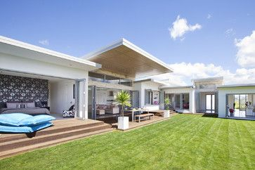 The Lake House - Creative Space Architectural Design - modern - exterior - other metro - Andre laurent