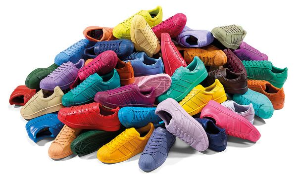 Adidas Originals Superstar Colorate