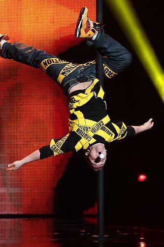 Alexandr Magala | America's Got Talent | #VegasWeek | #AGT