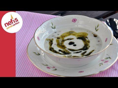 Kesme Hamur Çorbası Tarifi | Yeşil Mercimekli Hamur Çorbası | Nefis Yemek Tarifleri - YouTube