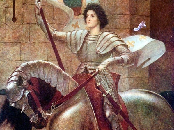a biography of saint joan the roman catholic saint and heroine of france Joan of arc, also jeanne d'arc (1412 – may 30, 1431), is a national heroine of france and a saint of the roman catholic church she had visions, from god, that led she had visions, from god, that led.