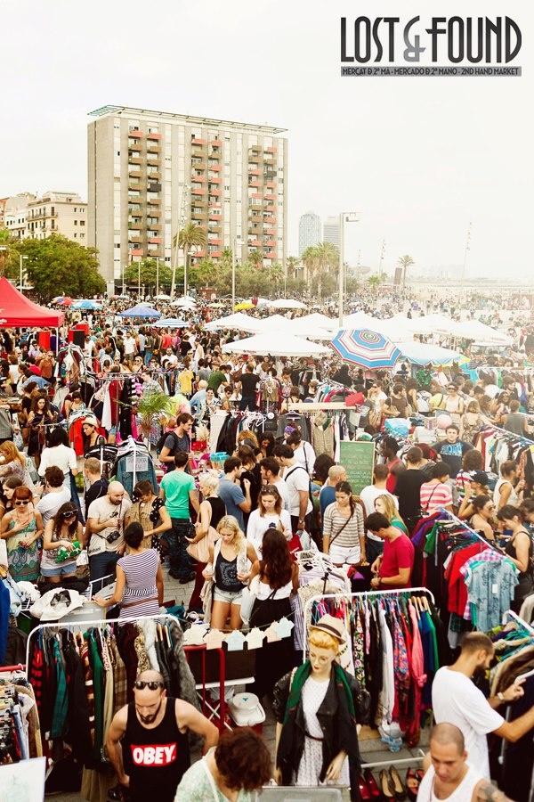 89 best mercados segunda mano barcelona images on - Mercado segunda mano barcelona ...