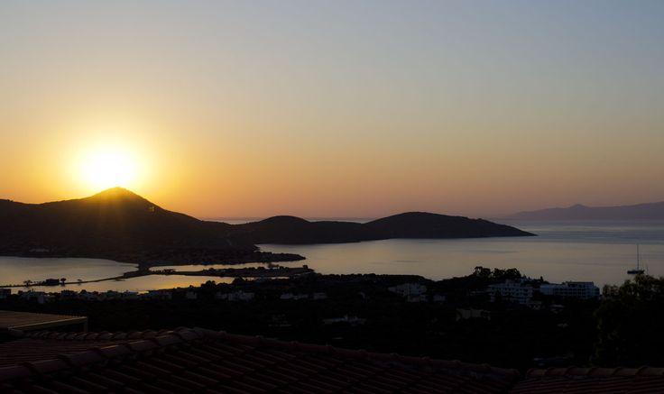 Sunrise Elounda