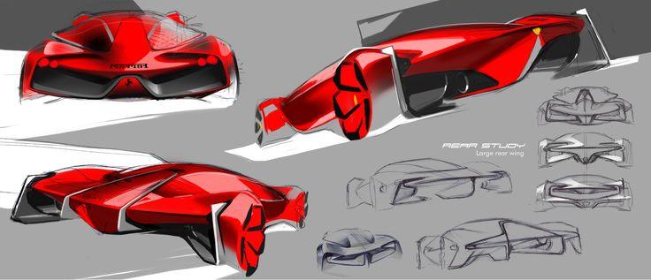 World Ferrari design competition