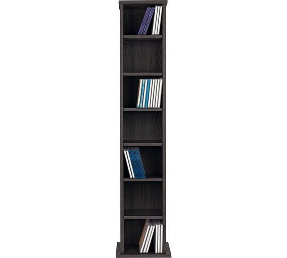 Buy HOME Maine DVD and CD Media Storage Tower - Black Ash Effect at Argos.co.uk, visit Argos.co.uk to shop online for CD, video and DVD storage, Bookcases, shelves and DVD storage, Storage, Home and garden